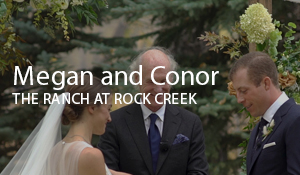 Conor and Megan – The Ranch At Rock Creek