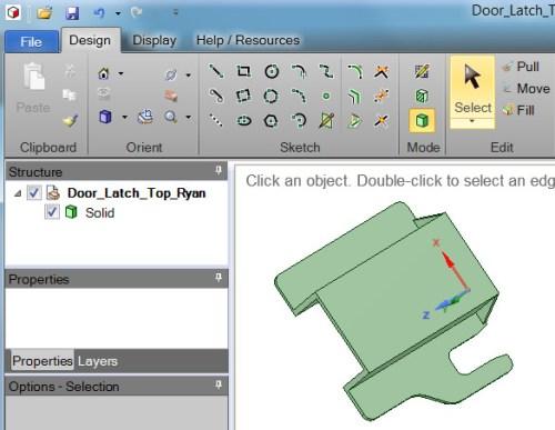 3D-CAD-modeling