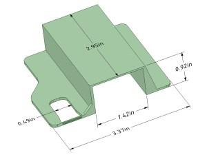 Door-Latch2-Dimensions