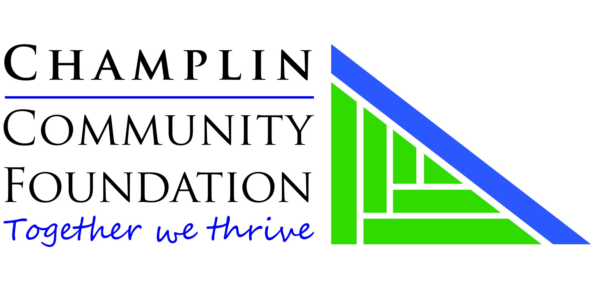 2016 Champlin Community Foundation Logo