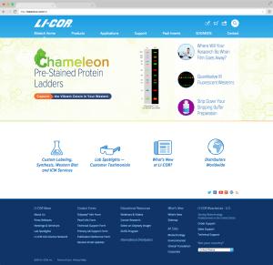 LI-COR Biotech Home 2014 Chameleon