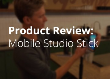Product Review of Mobile Studio Stick