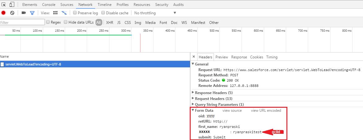 Integrate Google Adwords & Google Analytics with Salesforce