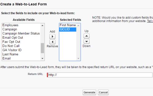 salesforce_adwords_integration_web_to_lead_form_admin_gclid