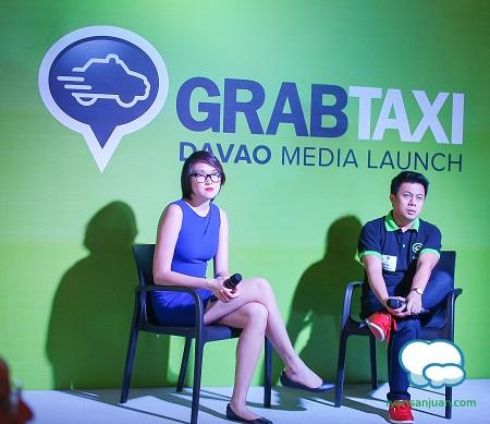 Grab Taxi Davao 2