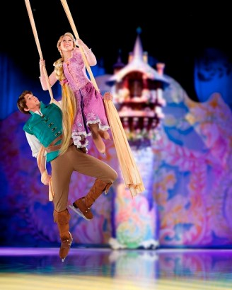 PR Photo-Rapunzel and Flynn