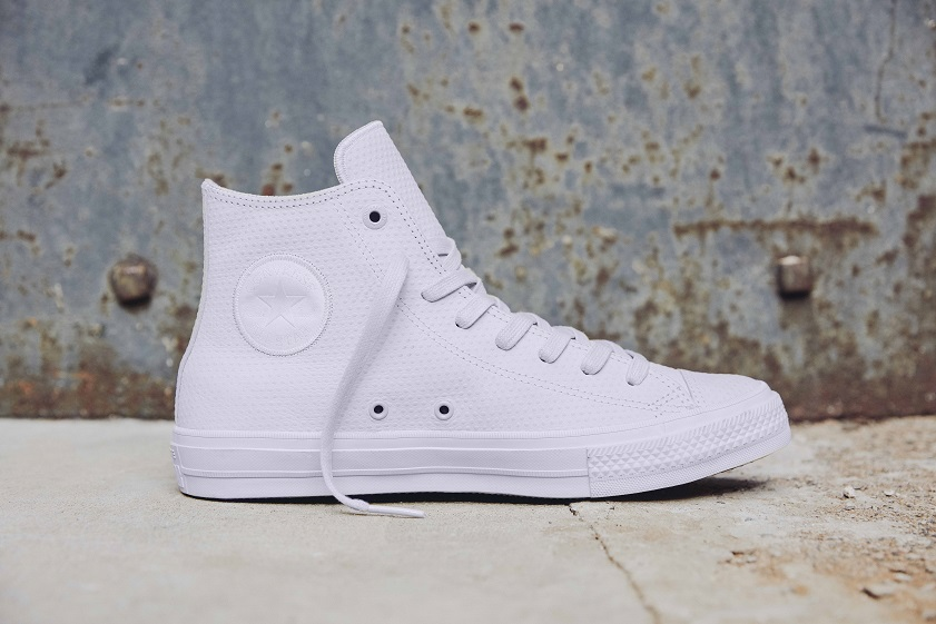 7061468361d0 Chuck Taylor All Star II Lux Leather