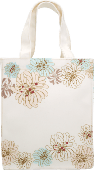 Starbucks X Paul & Joe Tote Bag_floral