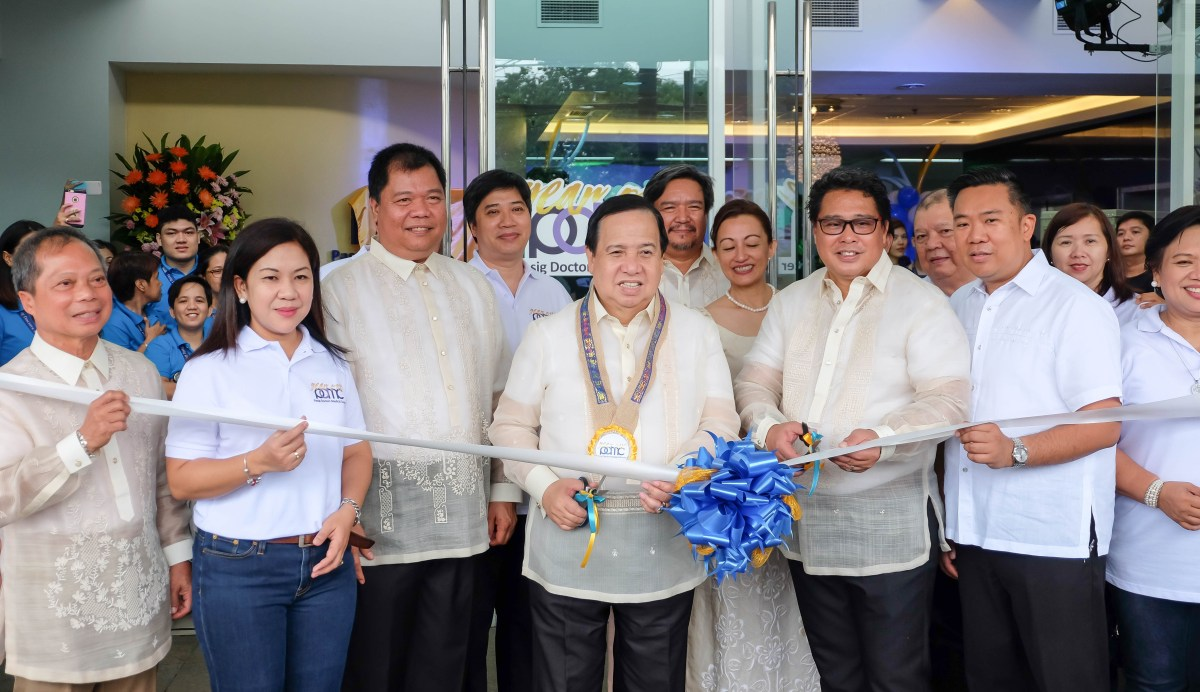 Pasig Doctors Medical Center Marks First Anniversary