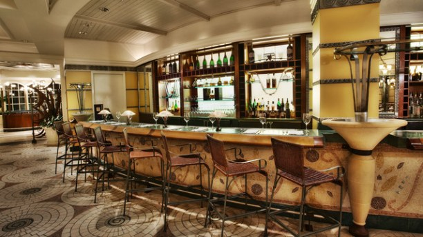 The lounge area at Citricos at the Grand Floridian. (photo credit: disneyworld.disney.go.com)