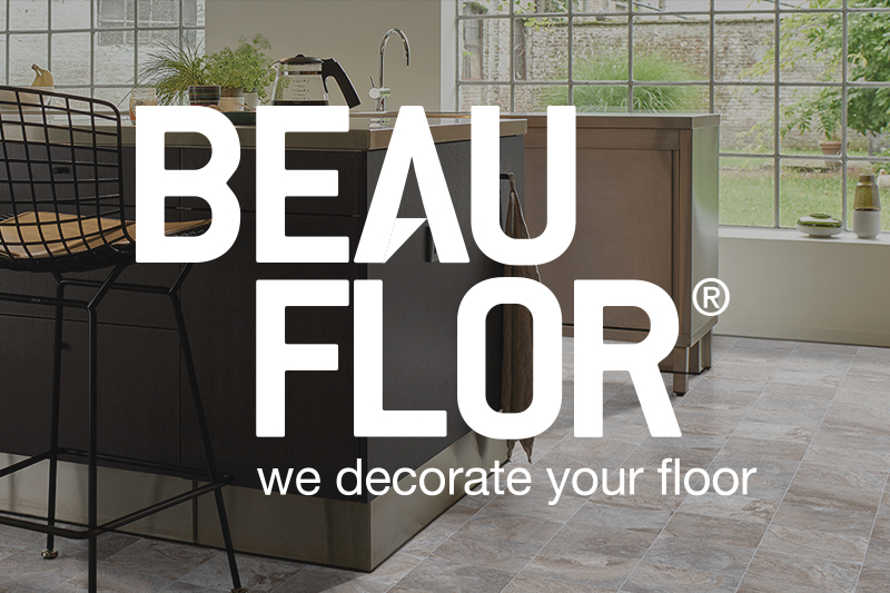 Ryan's Flooring is proud to carry Beau Flor sheet vinyl products