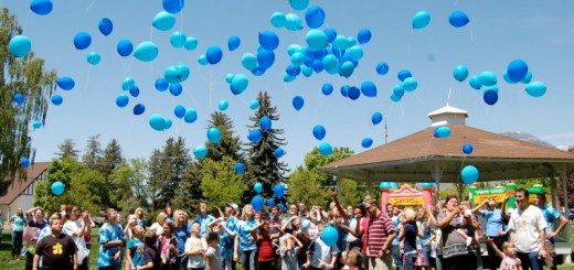 Ryan's Lion Balloon Release Fundraiser