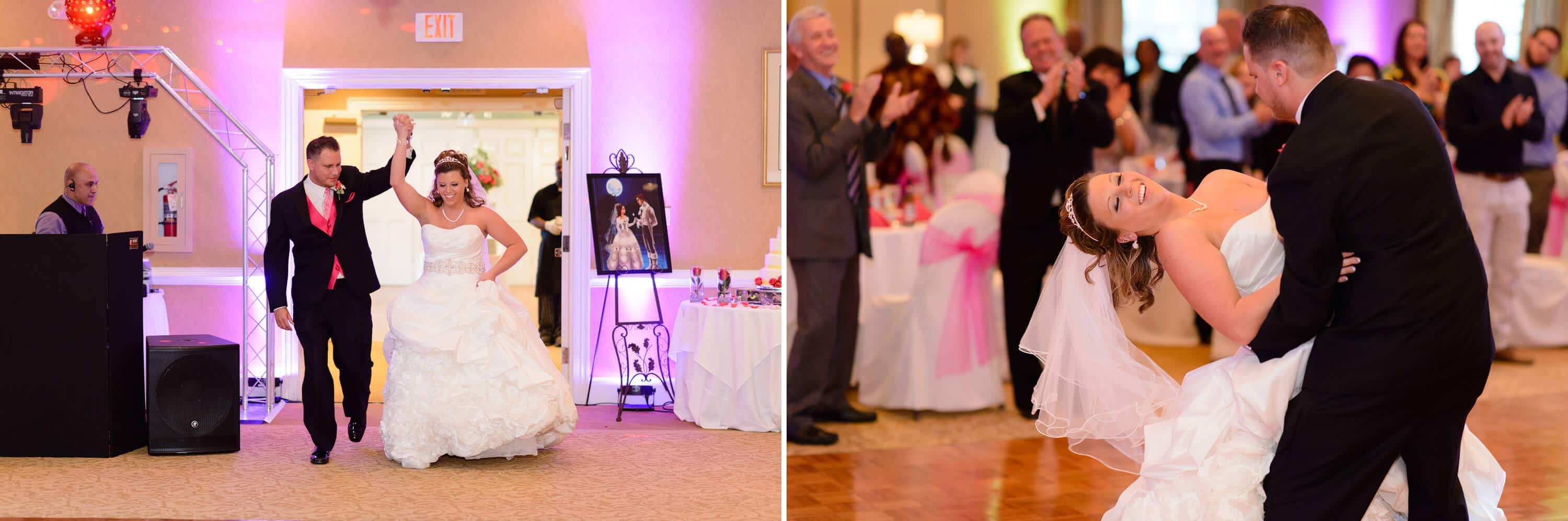 Pawleys Plantation Wedding With A Beauty And The Beast