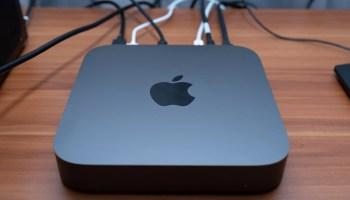 2018 Mac mini 6 core i7