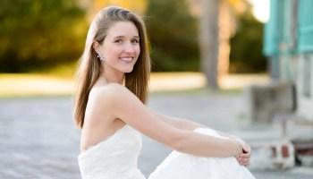 Bridal Portraits - Atalaya Castle