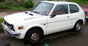 1979 Honda Civic CVCC
