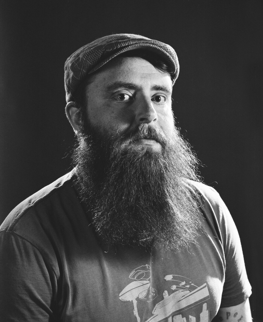 beard portrait