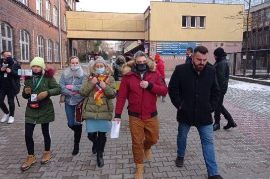 Właściciel Face 2 Face wolny! Usłyszał zarzut, Facebook/Michał Wojciechowski - Polska Ponad Podziałami