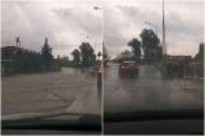 Oberwanie chmury nad Rybnikiem. Zalane ulice i piwnice. Strażacy mają mnóstwo roboty (wideo), Czytelnik