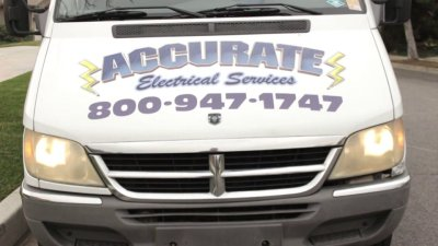 Accurate Electrical Service | Company Overview