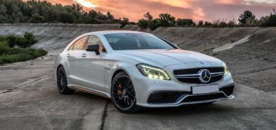 mercedes Benz-CLSa