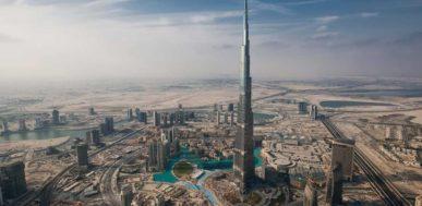 Nejvyšší mrakodrap světa  – Burj Khalifa