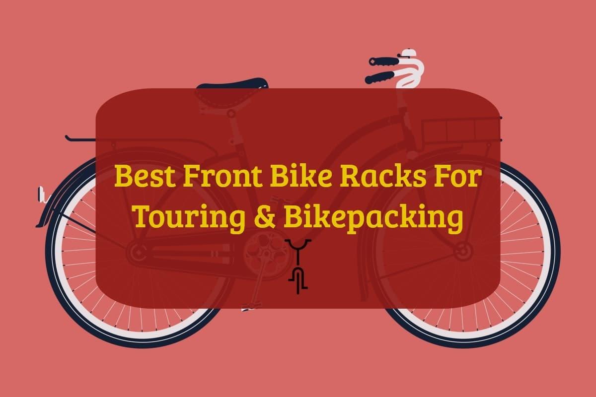5 best front bike racks for touring