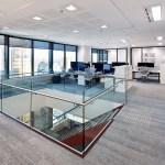 Sydney Cbd Office Fitout Using Interface Human Nature Carpet Tiles Rylex Flooring