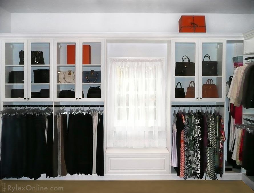 Custom Walk In Closet And Dressing Room Warwick NY