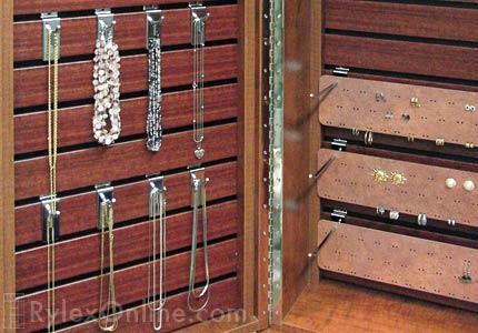 Jewelry Cabinet Warwick NY Rylex Custom Cabinetry