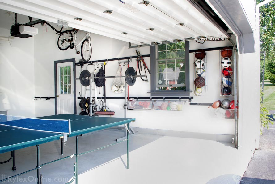 Garage Storage Organization Tool Cabinet Rockland