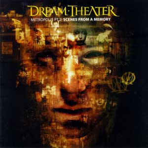 Dream Theater | Metropolis Pt. 2: Scenes from a Memory