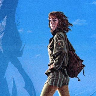 Arcadia Darell, eroina di Isaac Asimov