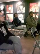Una foto al pubblico