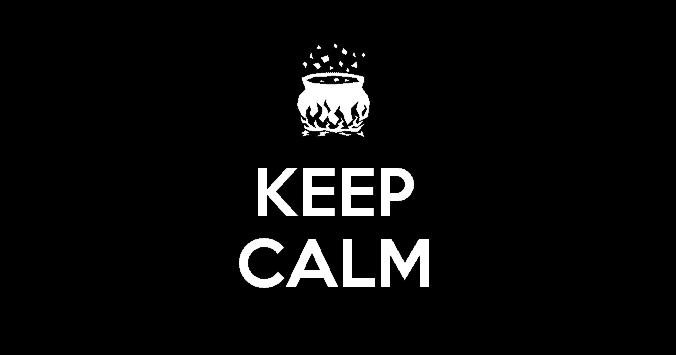 Keep calm and tre parole per il 2015