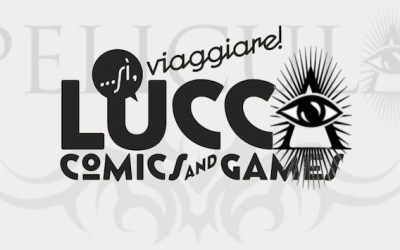 Lucca Comics and Games and Pelicula 2015 (achtung!)