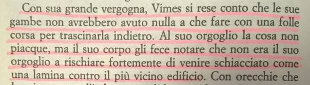 A me le guardie - Terry Pratchett - pag 194