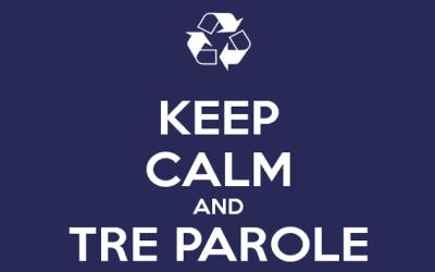 Keep calm and tre parole per il 2016