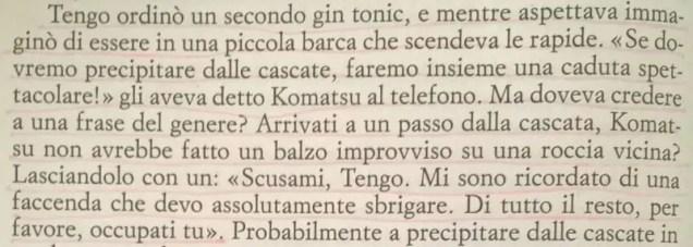 1Q84 - Haruki Murakami - Libro 1 - Pag. 262