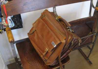 Nella mia borsa: frontale