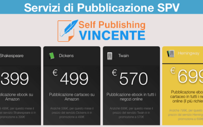 Self Publishing Vincente: funziona o no?