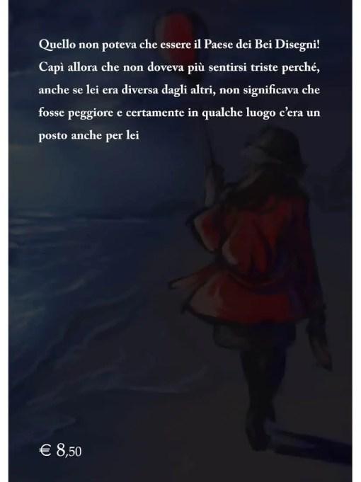 Matilde danza sulla riva - Andrea Cabassi - Retro