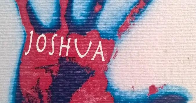 Joshua (citazioni + intervista all'autore Massimiliano Riccardi)