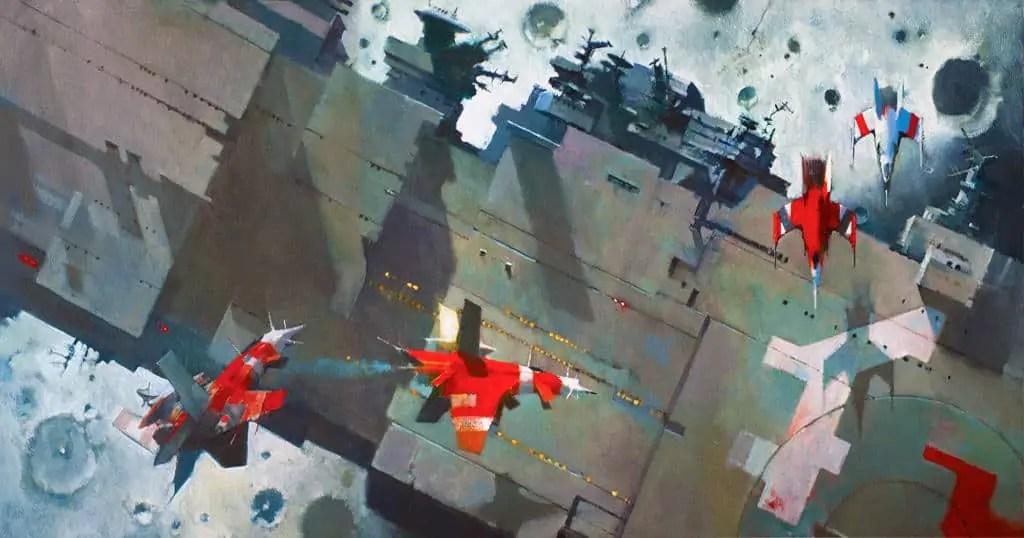 Ancillary Justice: navi spaziali, avatar, AI e… citazioni!