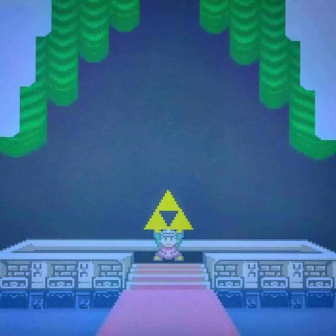 The Legend of Zelda: A Link to the Past, riassuntone sciué sciué