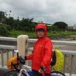 台湾自転車旅行2日目、武嶺中腹の仁愛まで来ました