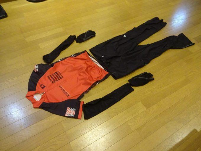 ロードバイクツーリング時の服装