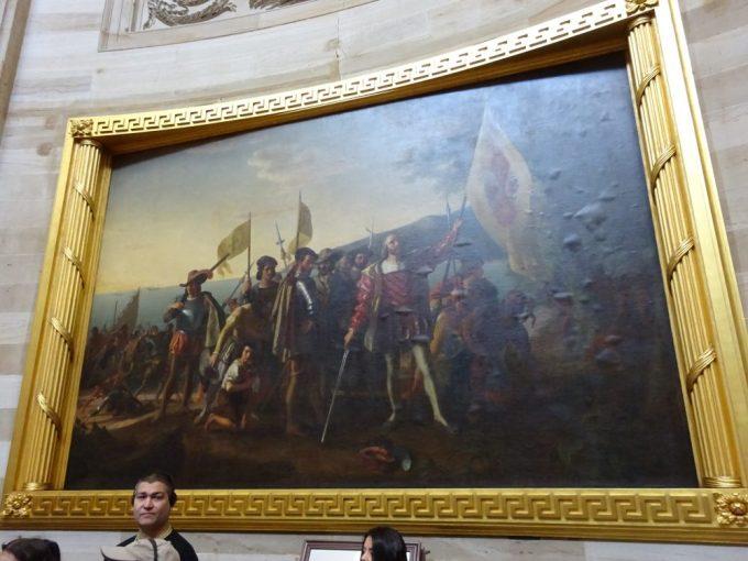 合衆国議事堂のドーム