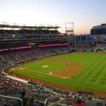 ワシントンナショナルズ野球観戦へ