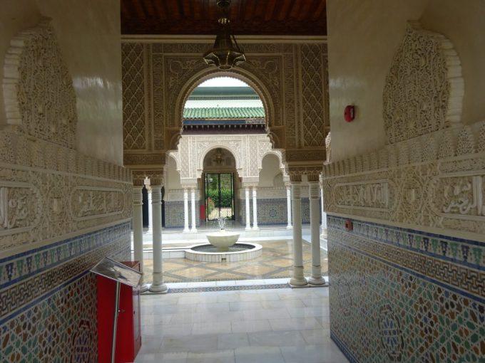 モロッコパビリオン「Moroccan Pavilion」